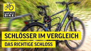 Fahrradschlösser im Vergleich | Einfach das richtige Schloss