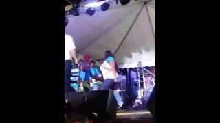 (Sneak Peek) Da Rhythm Band Feat. D Mac LIVE @ The 2014 Harbour Island Regatta