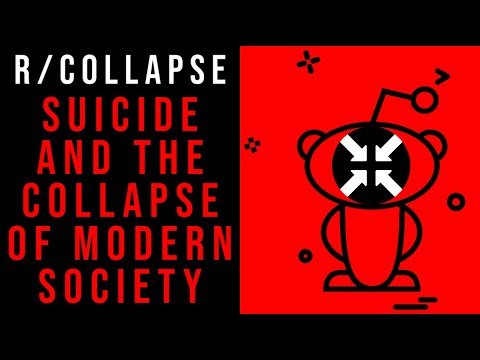 r/Collapse: Suic!de and the Collapse of Modern Society