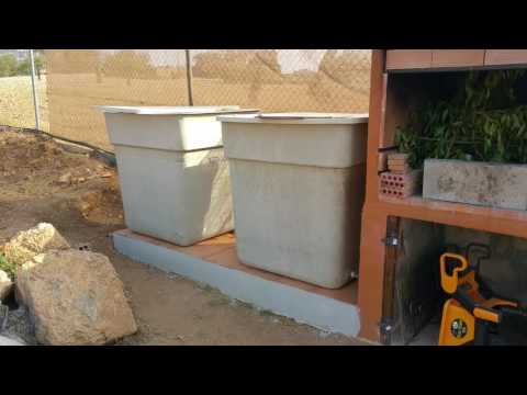 Unión depósitos de agua