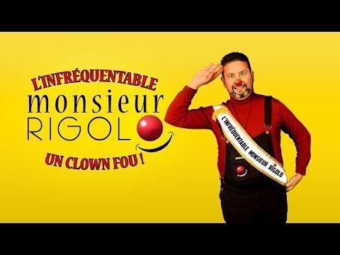 L'infréquentable Monsieur Rigolo !