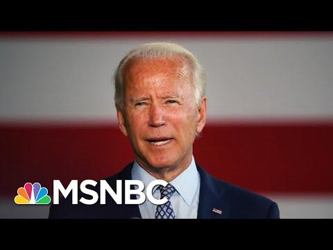 Joe Biden: 'If We can't Unite America, We're Done' | MSNBC