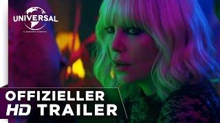 Atomic Blonde Film Trailer