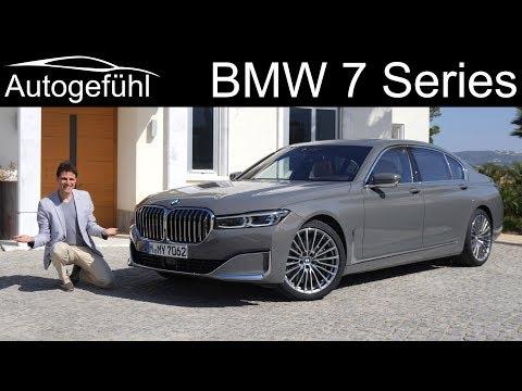 BMW 7 Series Facelift FULL REVIEW 750i V8 vs 745e Plugin-Hybrid comparison