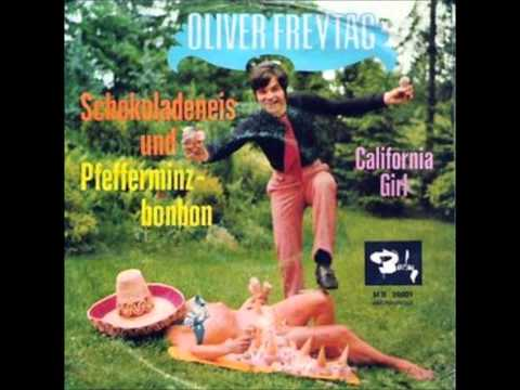 Oliver Freytag - schokoladeneis un Pfefferminzbonbon