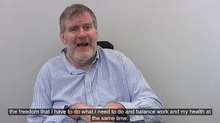 Paul Manning, Account Manager, Veolia Ireland