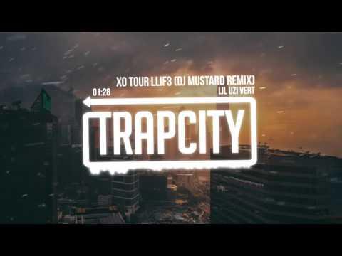 Lil Uzi Vert - XO TOUR Llif3 (DJ MUSTARD Remix)