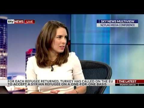 Interview of Ambassador H.E. Sem Fabrizi with Sky News Australia