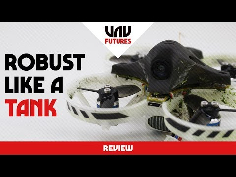 UNBREAKABLE indoor brushless whoop AND IT'S 2S!!!