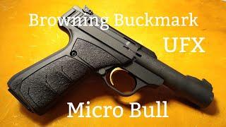 Browning Buckmark UFX Micro Bull