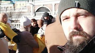 Немецкая Деревня, Обманутые Дольщики В Кремле.
