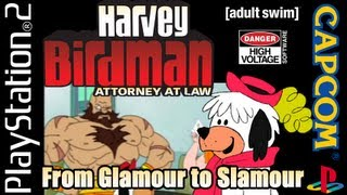Harvey Birdman: Attorney at Law (PS2) Episode 3: From Glamour to Slamour