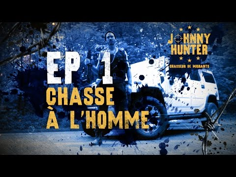 Johnny Hunter le chasseur de migrants, la série Web de MSF