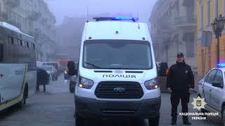 Поліція Одещини отримала новий автотранспорт