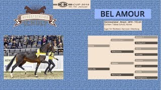 video of Bel Amour