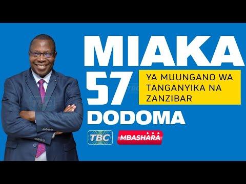 #TBCLIVE: MAKAMU WA RAIS AKIZUNGUMZA KWENYE KONGAMANO LA MAADHIMISHO YA MIAKA 57 YA MUUNGANO