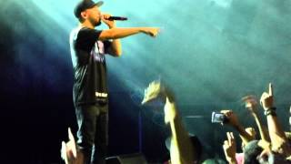 Fort Minor - Castle of Glass/Kenji (HD) live @ Kesselhaus in Berlin