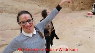 My Hilux 2016 Using Diff Lock In Wadi Rum
