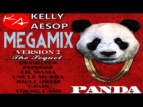 PANDA Megamix Ver. 2 (ft. Papoose Lil Mama Uncle Murda Joell Ortiz T-Pain & Young Cash)