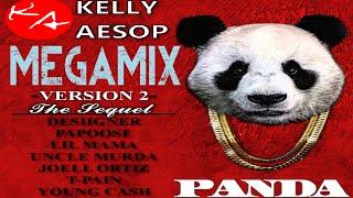 PANDA Megamix Ver. 2 (ft. Papoose Lil Mama Uncle Murda Joell Ortiz T-Pain & Young Cash)