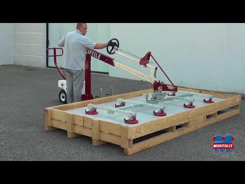 Механическая система для перемещения плит LIFTILE (Арт. LIFTILE)