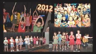 Kiddy Orchestra -5 years' souvenirs