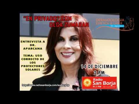 En Privado con Olga Zumaran – Radio San Borja