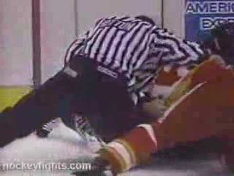 Rob Blake vs. Paul Kruse