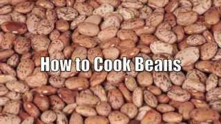 Restaurant Style Mexican Beans Recipe