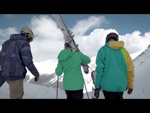 Arapahoe Basin: Come Dream With Us  - © Arapahoe Basin
