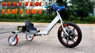 Build A 500W Electric Drift Bike