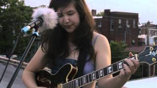 "Video Rewind: Lucy Dacus   ""Map On A Wall"""