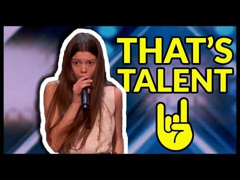 2018 Top 10 Best Auditions on Got Talent World! (видео)