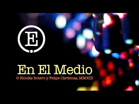 E Multicolor - En El Medio (HD)
