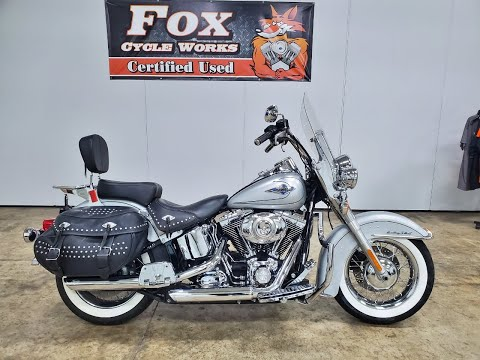 2010 Harley-Davidson Heritage Softail® Classic in Sandusky, Ohio - Video 1