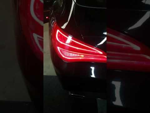 Lauflicht Blinker Mercedes CLA