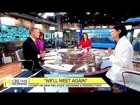 Ann Curry Chats New PBS Show