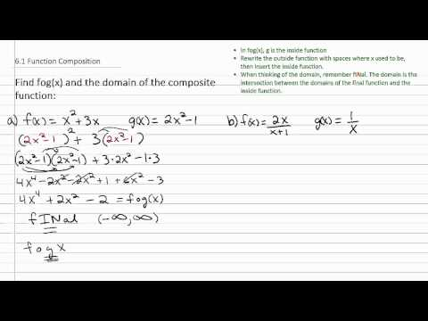 Function Composition p2