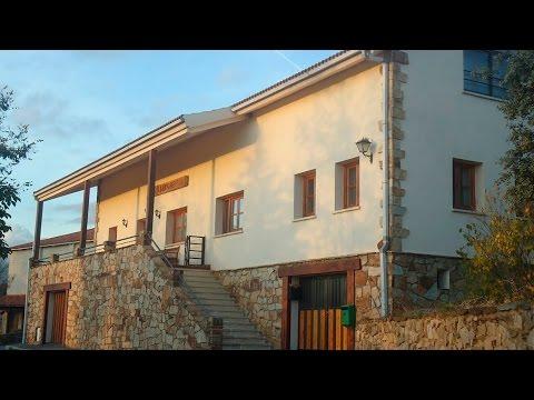 El albergue de Berzosa del Lozota, ideal para grupos de ecoturistas