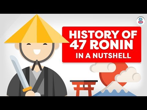 47 Ronin. History of Japan. History channel documentary.