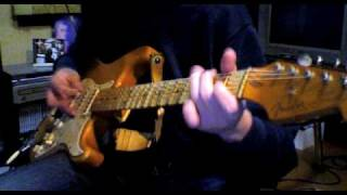 Yngwie Malmsteen - Poison In Your Veins (cover) - Improvised Guitar Solo