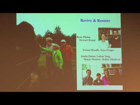 , title : '7/18/2018 - DSC - George Church: Reading & Editing Genomes