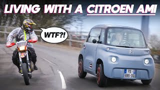 Living With A Citroen Ami by Car Throttle