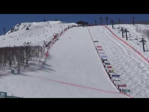 FREE RUN 1/6 : All Japan Ski Technique Championship 2019 - Semifinal