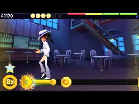 PSP - Michael Jackson the Experience - Smooth Criminal