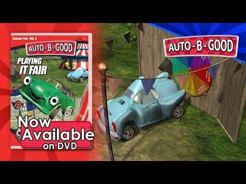 Auto B Good Season 2 Vol 5: Playing It Fair DVD movie- trailer