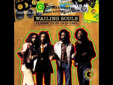 Wailing Souls – Ghetto Of Kingston Town