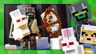 The Skull Arena: Killer Bunny - LEGO Minecraft - 21145 - Stop Motion