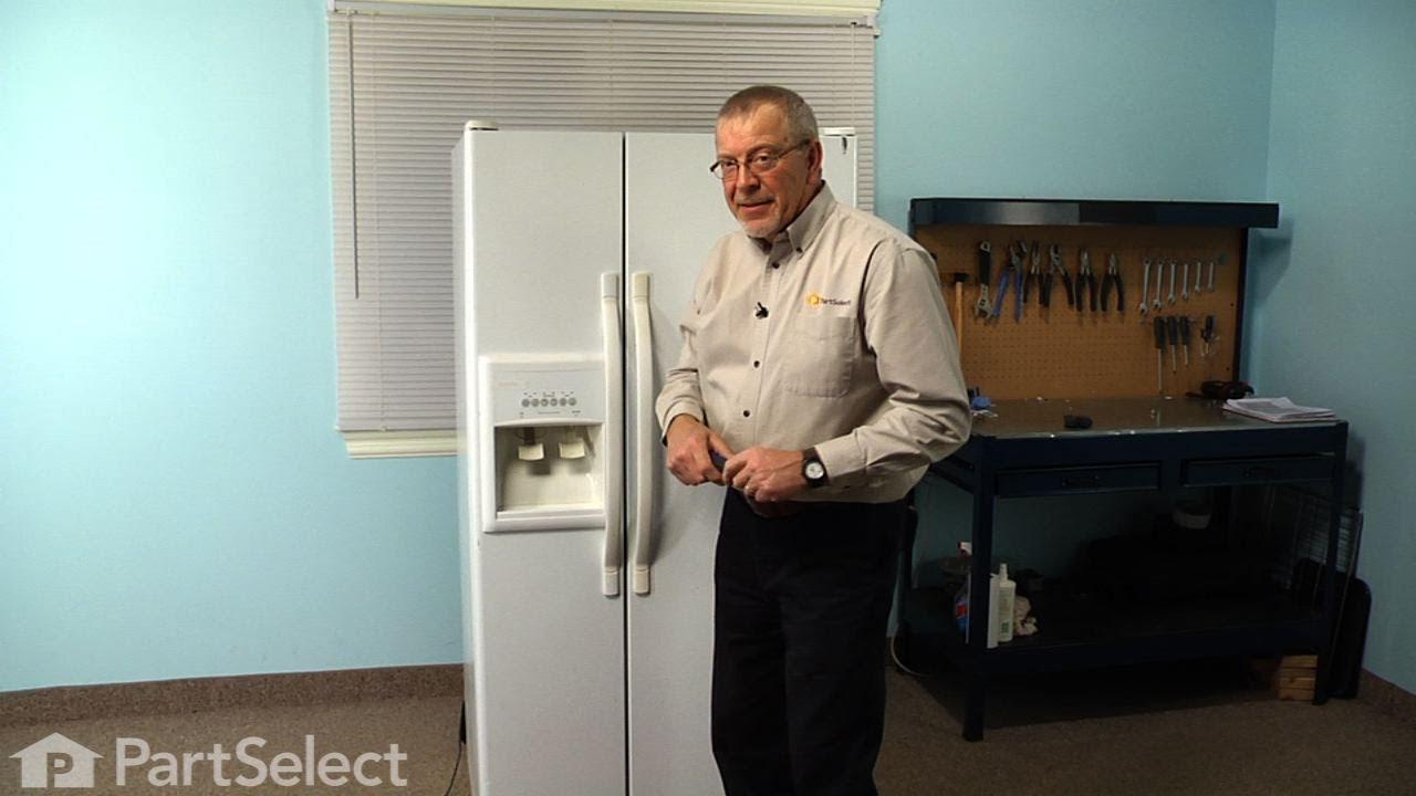 Replacing your Whirlpool Refrigerator Bi-Metal Defrost Thermostat