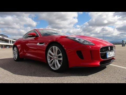 2015 Jaguar F-Type Coupe 0-60 MPH Review: Is it better than the Roadster?